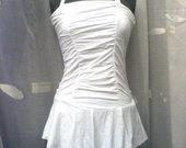 FLAME trikotažinė medvilninė suknelė 2876-24