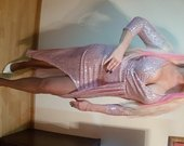 Wauu žavinga suknė