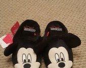 Juodos šlepetės su Mickey 40-41 dydis