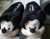 Šiltos šlepetės su Mickey 38-39 dydis