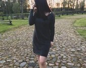 Nauja Megzta suknelė