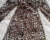 Leopardine suknele!