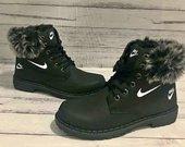 Zieminiai moteriški batai