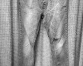 Strech Skinny tamprūs siauri džinsai 4114-6