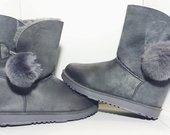 Šilti žieminiai batai,nauji