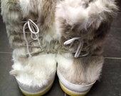 Nauji labai šilti žieminiai auliniai batai 4030-21