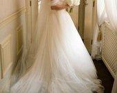Nuostabi Vera Wang vestuvinė suknelė
