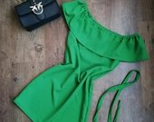 Žalia suknutė