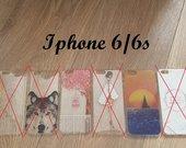 Nauji Iphone 6/6s dėkliukai