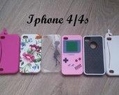 Iphone 4/4s dėkliukai