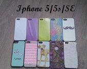 Iphone 5 / 5s / SE dėkliukai