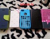 Iphone 5c dėkliukai