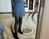 Pilkas išskirtinis kostiumėlis