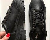 Nauji juodi New Look batai