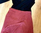 zomšinis sijonas