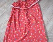 raudona suknyte