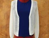 Lindex baltas megztinis