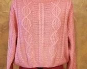 Laisvo tipo megztinis