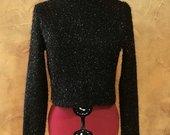 H&M blizgaus siūlo megztinis