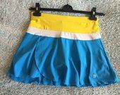 Žydras teniso sijonas