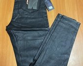 Vaškinės odinės kelnės