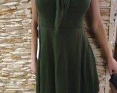 Žalia suknelė
