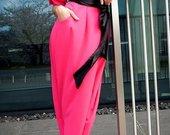 ilga rozine suknele