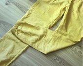Naujos geltonos Esmara aladino kelnės