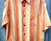 SIGNUM vyriški lininiai marškiniai 4174-9