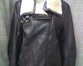 H&M odinė striukė su plonu pašiltinimu 3837-3