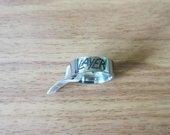 Slayer žiedas nerūdijantis plienas