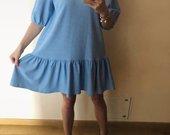 Melyna zydra suknele