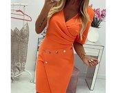Nauja orandzine suknele