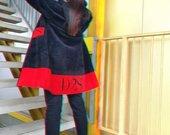 Angorinis paltukas su kaišonu