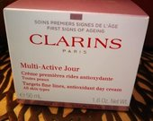 """Clarins Multi-Active"" dienos kremas"