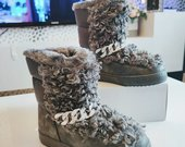 Silti stilingi ugg stiliaus sniego batai