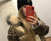 Karl Lagerfield žieminè kepurė