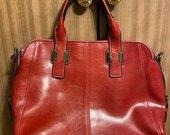 Raudona stilinga eko odos rankine