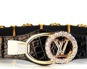 Louis Vuitton prabangus diržas