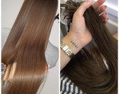 Aukštos kokybės slaviški plaukai