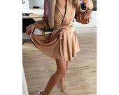 Nauja progine suknele ilgom rankovem