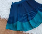 Ryškus lengvas sijonas
