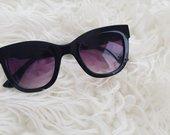 Rudi saulės akiniai