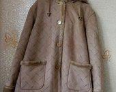 Šiltas paltas moterims
