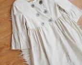 Nude ilgas paltukas