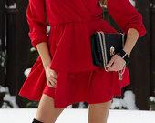 Nauja raudona suknele