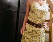 Ilga vasarinė suknelė