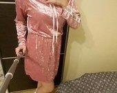 Veliurine suknele