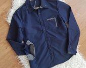 NAUJI vyriški mėlyni marškiniai