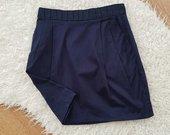 Tamsiai mėlynos sp. sijonas